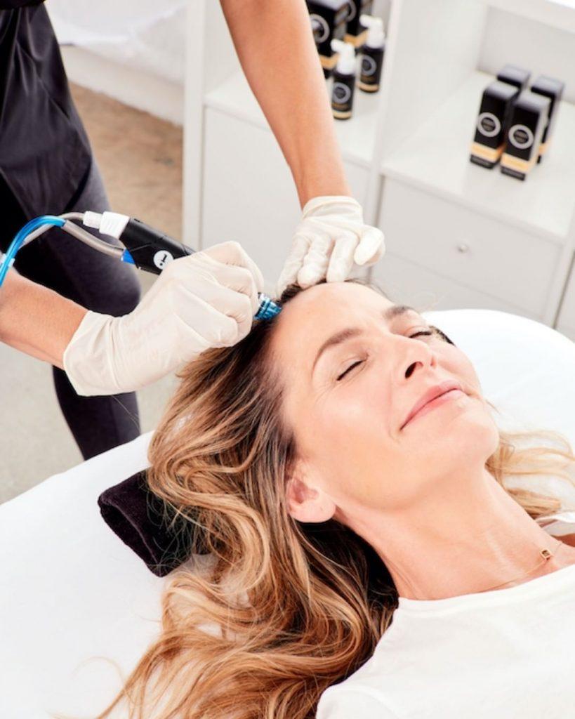 trattamento capelli estate
